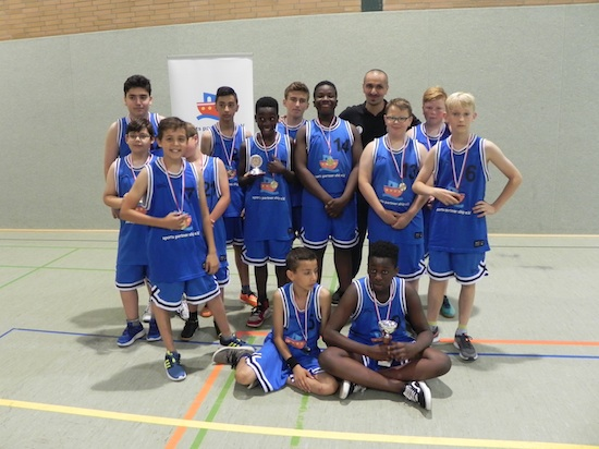 Stettiner Ball Stars, Sommercup 2018