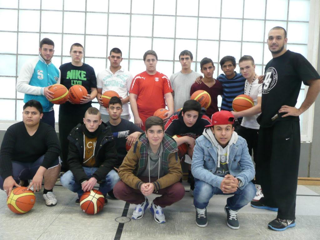"""Basketball at school"" - neues Projekt startet"